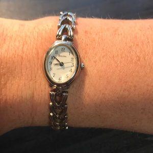 Bulova ladies vintage quartz watch